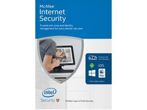 McAfee 2016 Internet Security Unlimited Device - Download