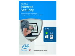 McAfee Internet Security 2016 - Unlimited Devices