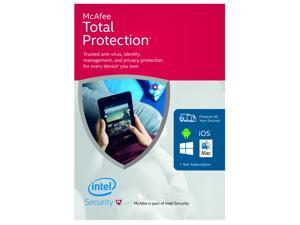 McAfee Total Protection 2016 - Unlimited Devices