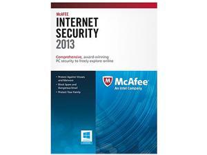 McAfee Internet Security 2013 - 1PC Download