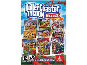 Rollercoaster Tycoon: Mega Pack - PC Games