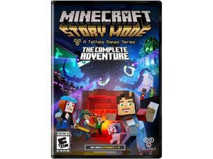 Minecraft: Story Mode-The Complete Adventure - PC