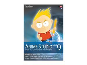 SmithMicro Anime Studio Debut 9