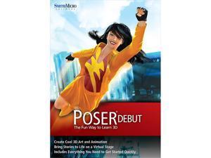 SmithMicro Poser Debut - Download