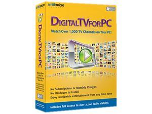 SmithMicro Digital TV for PC 2 - Download