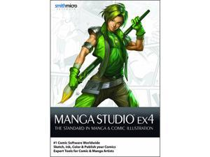 SmithMicro Manga Studio 4 EX - Download