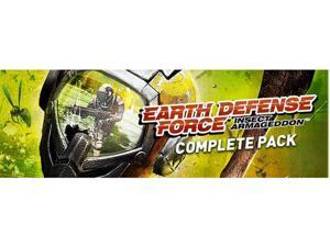 Earth Defense Force Bundle [Online Game Code]