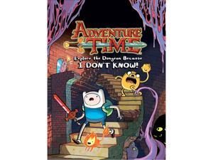 Adventure Time: Explore the Dungeon Because I DON'T KNOW Bundle w/Gunter, Peppermint Butler and King of Mars [Online Game ...