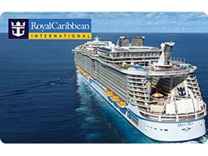 Royal Caribbean $50 Gift Card (Email Delivery)