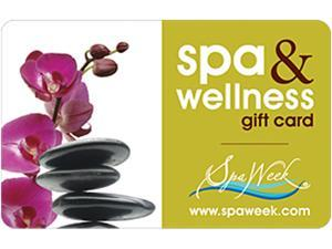 Spa and Wellness Gift Card by Spa Week $50 Gift Cards - Email Delivery