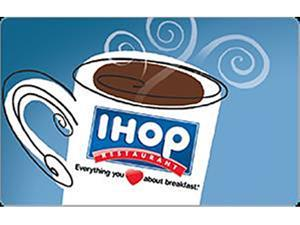 IHOP $25 Gift Card (Email Delivery)