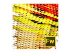 Adobe Fireworks CS6 for Mac - Full Version [Legacy Version]