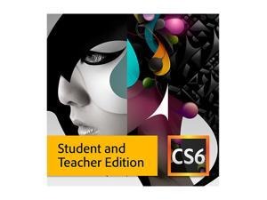 Adobe Design Standard CS6 for Windows - Student & Teacher - Download [Legacy Version]