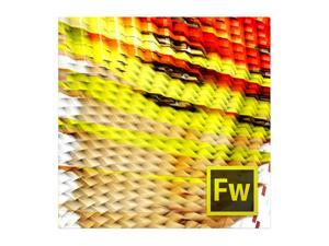 Adobe Fireworks CS6 for Windows - Full Version - Download [Legacy Version]