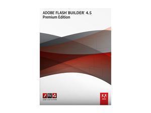 Adobe Flash Builder Premium 4.5 for Windows - Full Version - Download