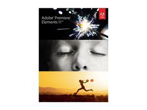 Adobe Premiere Elements 11 for Windows & Mac - Full Version