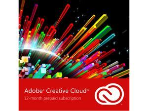 Adobe Creative Cloud - Digital Membership [Prepaid 12 Month]