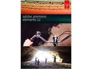 Adobe Premiere Elements 12 for Windows & Mac - Full Version - Download