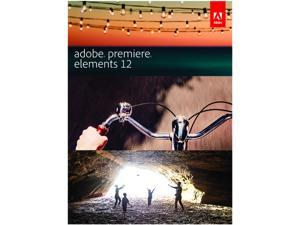 Adobe Premiere Elements 12 for Windows & Mac - Full Version
