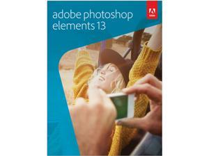 Adobe Photoshop Elements 13 for Windows & Mac - Full Version - Download