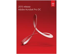 Adobe Acrobat Pro DC Upgrade for Windows