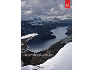 Adobe Photoshop Lightroom 6 for Windows & Mac - Full Version - Download