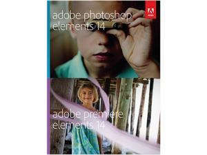 Adobe Photoshop & Premiere Elements 14 for Windows & Mac - Full Version - Download