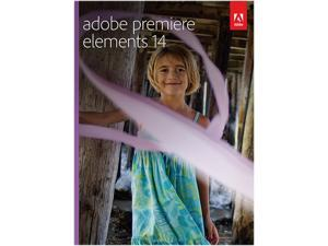 Adobe Premiere Elements 14 for Windows & Mac - Full Version