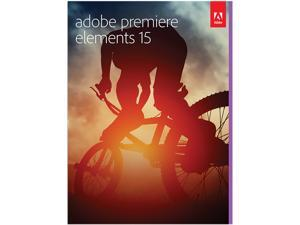 Adobe Premiere Elements 15 - Mac & Windows
