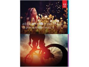 Adobe Photoshop Elements 15 & Premiere Elements 15 for Windows & Mac - Download
