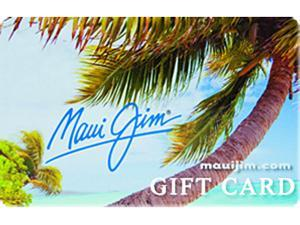 Maui Jim Sunglasses $150 Gift Card (Email Delivery)
