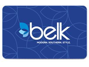 Belk $25 Gift Card (Email Delivery)