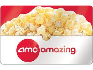 AMC Theatre Gift Card $50 Gift Card (Email Delivery)