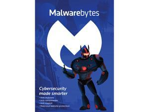 Malwarebytes Anti-Malware Premium 1 YR / 3 PC [Download] + Avast Pro Antivirus