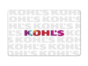 Kohl's $100 Gift Cards (Email Delivery)