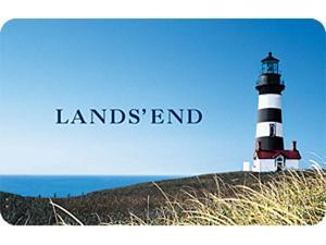 Lands' End $50 Gift Card (Email Delivery)