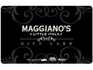 Maggiano's $10 Gift Card (Email Delivery)