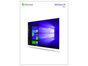 Microsoft Windows 10 Pro - Full Version (32 & 64-bit) / USB Flash Drive