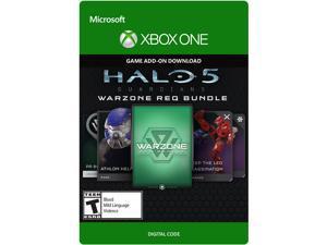 Halo 5 Guardians - Warzone REQ Bundle - Xbox One [Digital Code]