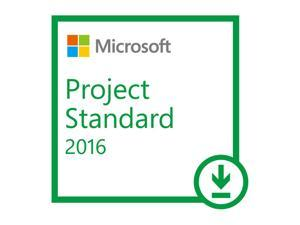 Microsoft Project 2016 - Download - 1PC