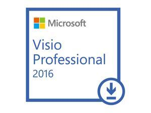 Microsoft Visio Professional 2016 - Download - 1PC