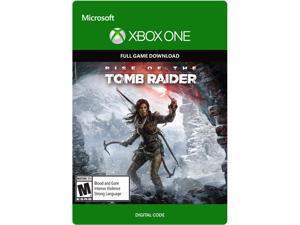 Rise of the Tomb Raider - XBOX One [Digital Code]