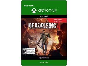 Dead Rising 4: Xbox One [Digital Code]