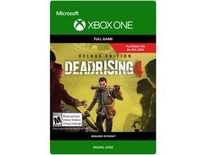 Dead Rising 4: Deluxe Edition Xbox One [Digital Code]
