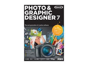 MAGIX Xara Photo and Graphic Designer 7