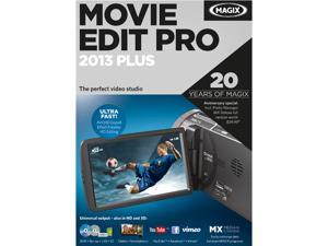 MAGIX Movie Edit Pro 2013 Plus - Download