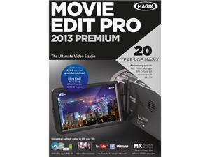 MAGIX Movie Edit Pro 2013 Premium - Download