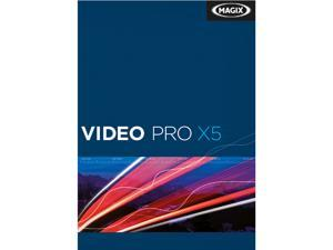 MAGIX Video Pro X5 - Download