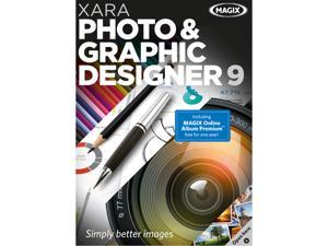 MAGIX Xara Photo & Grafic Designer 9 - Download