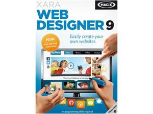 Xara Web Designer 9 - Download